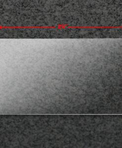 14x24A Rectangle Acrylic