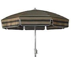 758-C Garden Style Commercial Outdoor Umbrella