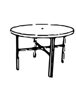 CSL-36A Table